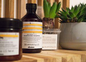 Davines Naturaltech Nourishing hajápoló termékcsalád az OPEN Hair & Beauty szépségszalonban